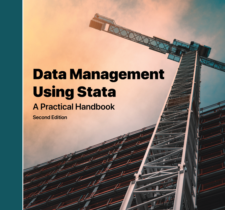 NEU –  Data Management Using Stata: A Practical Handbook, Second Edition